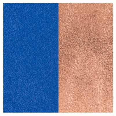 Les Georgettes 14mm Leather Insert | Royal Blue/Mermaid Pink 702145899DK000