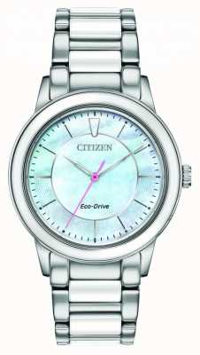 Citizen | Women's | Eco-Drive | Light Blue Dial EM0740-53D