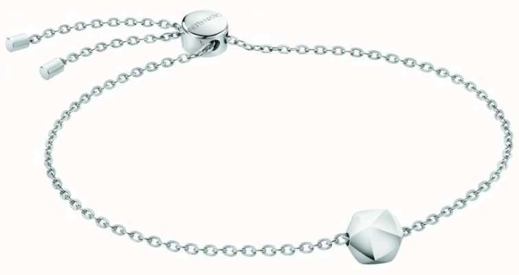 Calvin Klein Side | Women's Stainless Steel Bracelet KJ5QMB000300