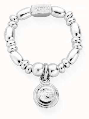 ChloBo Moonglade Ring | Sterling Silver | Medium SR22053