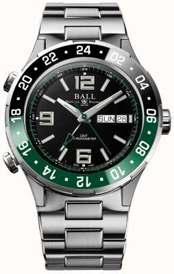 Ball Watch Company Roadmaster Marine GMT Limited Edition DG3030B-S2C-BK