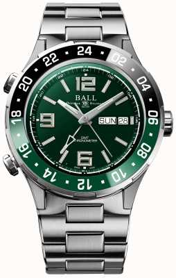 Ball Watch Company Roadmaster Marine GMT Limited Edition DG3030B-S2C-GR