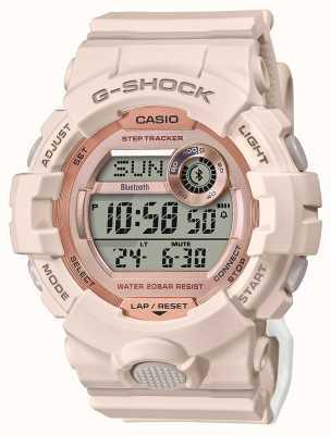 Casio G-Shock | G-Squad | Pink Rubber Strap | Bluetooth GMD-B800-4ER