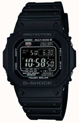 Casio Waveceptor Tough Solar Radio-Controlled Watch GW-M5610-1BER