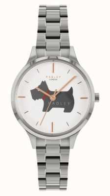 Radley Meridan Place | Stainless Steel Bracelet | Dog Motif Dial RY4519