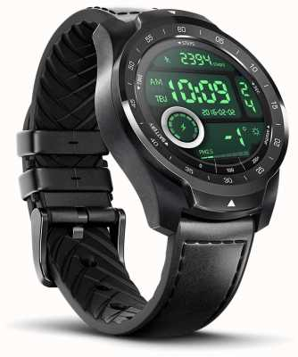 TicWatch Pro 2020 Shadow Black Smartwatch 139863-WF12106