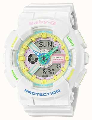 Casio Baby-G Decora Rainbow Detail Watch BA-110TM-7AER