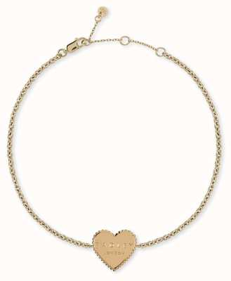 Radley Jewellery Sterling Silver Gold Plated Heart Bracelet RYJ3078