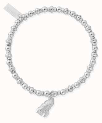 ChloBo Didi Sparkle Rocket Bracelet   Sterling Silver SBDS3075