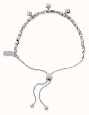 ChloBo Triple Star Adjuster Bracelet   Sterling Silver SBA1199