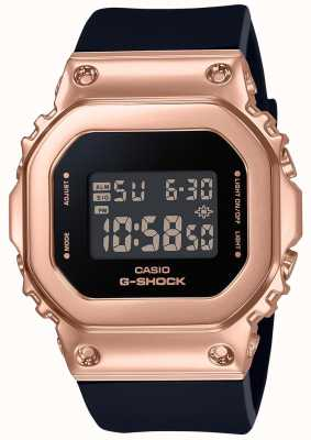 Casio G-Shock Compact Rose Gold Watch GM-S5600PG-1ER