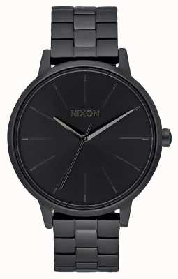 Nixon Kensington | All Black | Black IP Bracelet | Black Dial A099-001-00