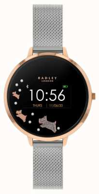 Radley Series 03 Activity Tracker | Stainless Steel Mesh Strap RYS03-4001