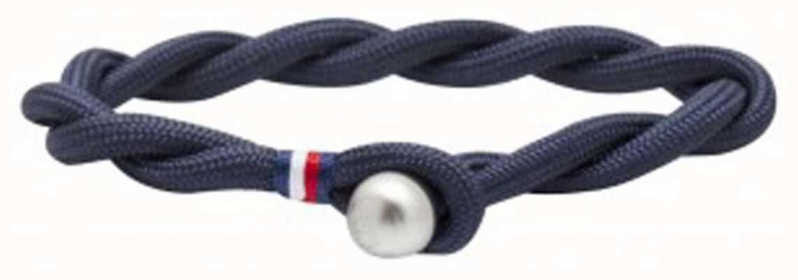 Tommy Hilfiger   Men's   Blue Nylon Braided   Bracelet   2790050