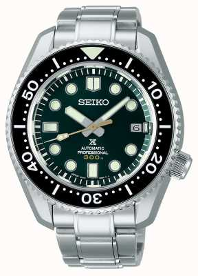 Seiko Prospex Divers' 'Island Green' Limited Edition SLA047J1