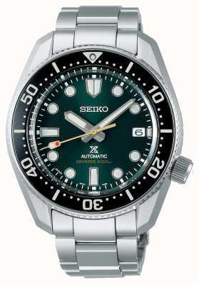 "Seiko Limited Edition Prospex ""Island Green"" 1968 Recreation Divers SPB207J1"