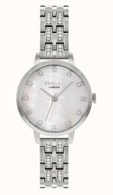 Radley Women's Stainless Steel Bracelet | Mother Of Pearl Dial RY4561
