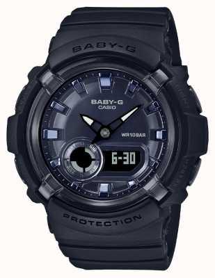 Casio Baby-G | Black Resin Strap | Black Dial | BGA-280-1AER