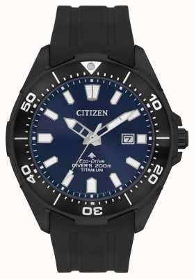 Citizen Men's Eco-Drive Promaster WR200 BN0205-10L
