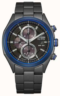 Citizen Men's Eco-Drive Bracelet WR100 CA0438-52E