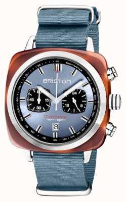 Briston | Clubmaster Sport | Acetate | Ice Blue | 20142.SA.TS.25.NIB