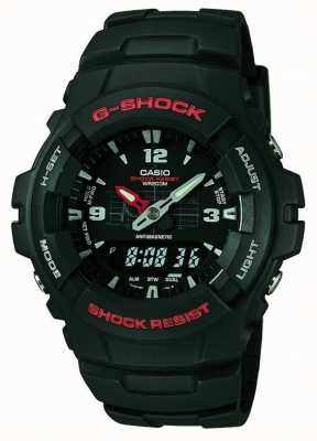 Casio G-Shock Chronograph G-100-1BVMUR