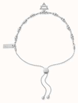 ChloBo Earth Adjuster Bracelet | Sterling Silver SBA3104