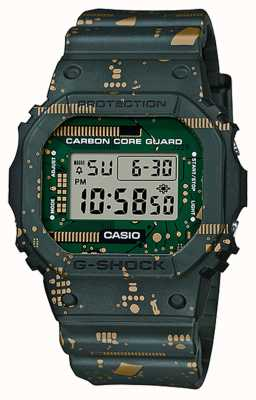 Casio G-Shock | Carbon Core Guard | Interchangeable Straps And Bezel DWE-5600CC-3ER