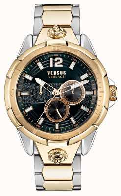 Versus Versace Men's Runyon Dual Tone Stainless Steel Watch VSP1L0421
