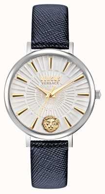 Versus Versace Versus Women's Mar Vista Leather Strap Watch VSP1F0121