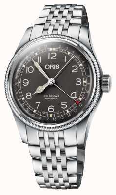 ORIS Big Crown Pointer Date 40 mm Stainless Steel Bracelet 01 754 7741 4064-07 8 20 22