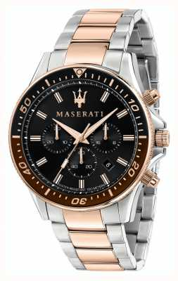 Maserati SFIDA Men's Dual Tone Bracelet R8873640009