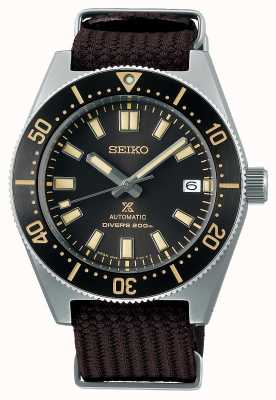 Seiko Prospex | First Japanese Diver's 1965 Re-Issue Sapphire Automatic Watch SPB239J1