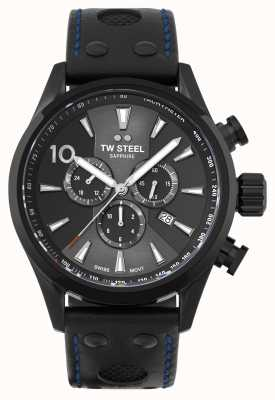TW Steel Swiss Volante Black PVD Plated Stainless Steel SVS308