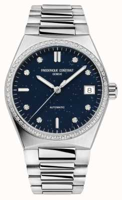 Frederique Constant Highlife Heart Beat Sparkling Limited Edition   Stainless FC-303NSD2NHD6B