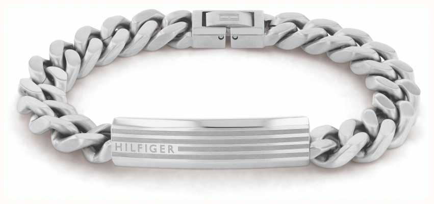 Tommy Hilfiger Men's ID Stainless Steel 2790345