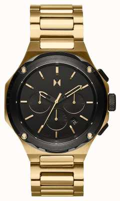 MVMT Raptor Sunflare Gold Stainless Steel Bracelet 28000150-D