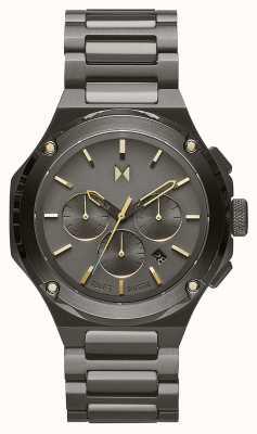 MVMT Raptor Honey Smoke Stainless Steel Bracelet 28000153-D