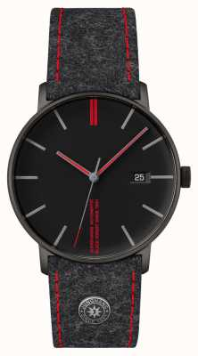 Junghans Form A Edition 160 Black Dial Watch 27/4131.00