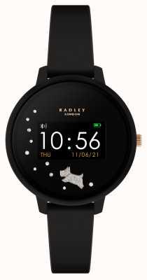Radley Smart Watch Series 3 Black Silicone Strap RYS03-2026