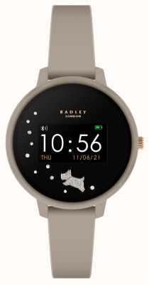 Radley Smart Watch Series 3 Grey Silicone Strap RYS03-2032