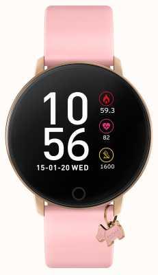 Radley Smart Watch Series 5 Pink Strap & Dog Charm RYS05-2040