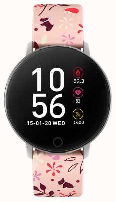 Radley Smart Watch Series 5 Pink Floral Strap RYS05-2043
