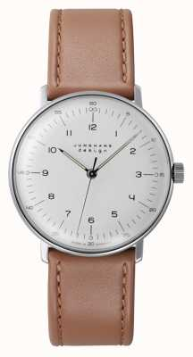 Junghans Mens | Max Bill | Hand-winding 027/3701.04