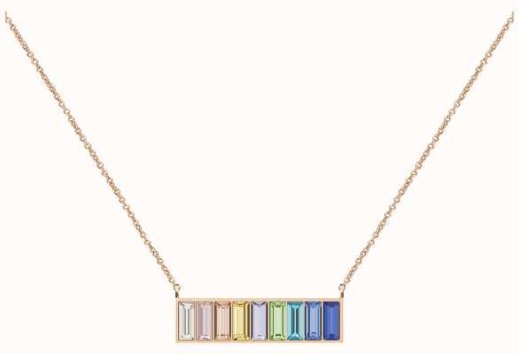 Radley Jewellery Radley Rocks Rainbow Bar Pendant RYJ2300S