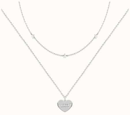 Radley Jewellery Love Radley Layered Necklace Heart Pendant RYJ2307S