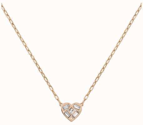 Radley Jewellery Radley Rocks Crystal-set Heart Necklace RYJ2314S