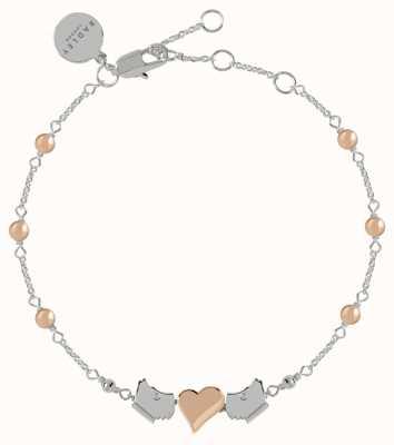 Radley Jewellery Love Letters Mixed Metal Bracelet RYJ3107S