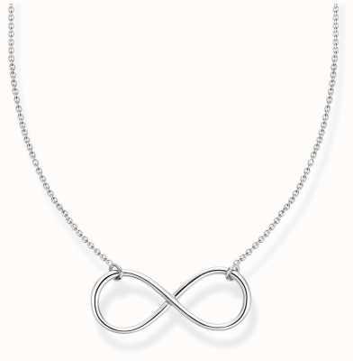 Thomas Sabo Charm Club | Sterling Silver | Infinity | Necklace KE2139-001-21-L45V