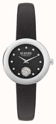 Versus Versace Versus Lea Petite Extensi Black Strap VSPZJ0121